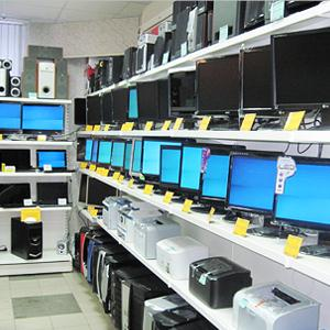 Компьютерные магазины Бикина