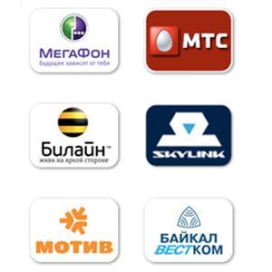 Операторы сотовой связи Бикина