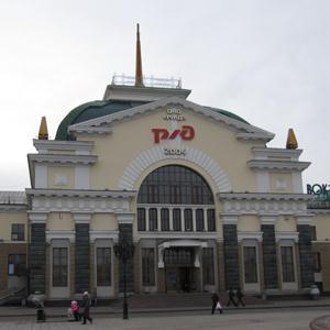 Железнодорожные вокзалы Бикина