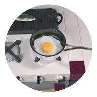 Кафе Теремок - иконка «кухня» в Бикине